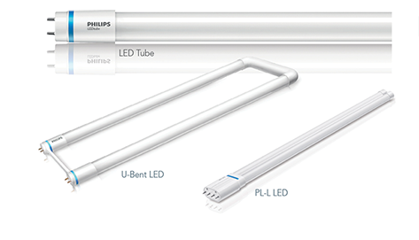 Easily Upgrade To LED From Fluorescent