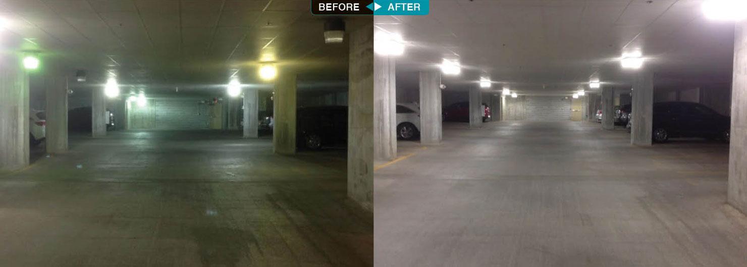 Cree-park-garage